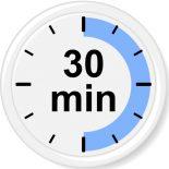 Стратегия на бинарных опционах на 30 минут