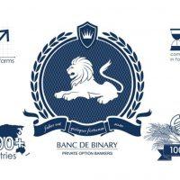 Торговля бинарными опционами на официальном сайте компании Banc De Binary