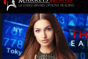 Торговля бинарными опционами на официальном сайте MarketsWorld