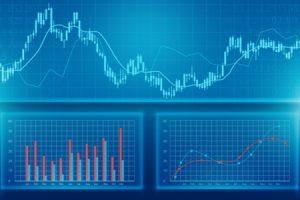 Живой график для торговли бинарными опционами