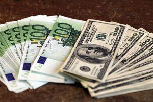 Бинарные опционы на евро/доллар