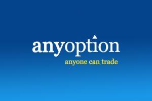 Торговля бинарными опционами на официальной сайте AnyOption