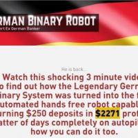 Немецкий бинарный робот – очередной развод?
