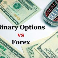Форекс VS цифровые опционы